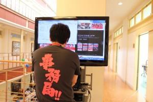 同窓会 大学祭 「OB相談コーナー」「ランチョンセミナー」_html_4526fb7e